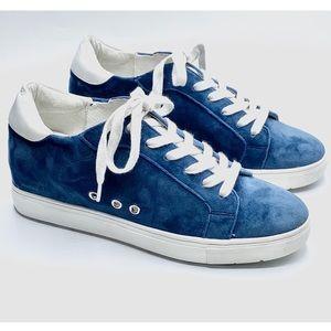 {Steve Madden} Steal Velvet Sneakers